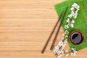 image of soy sauce  - Chopsticks - JPG