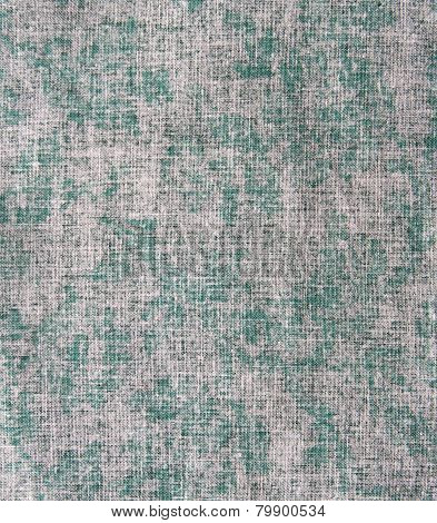 Light Green And White Synthetic Fabric  Background