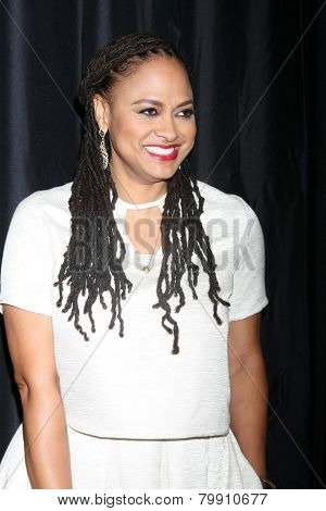 LOS ANGELES - JAN 10:  Ava DuVernay at the 40th Annual Los Angeles Film Critics Association Awards at a Intercontinental Century City on January 10, 2015 in Century City, CA