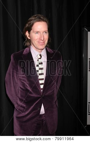 LOS ANGELES - JAN 10:  Wes Anderson at the 40th Annual Los Angeles Film Critics Association Awards at a Intercontinental Century City on January 10, 2015 in Century City, CA