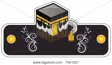 Kaaba Shrine.