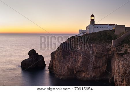 Famous Portugal Lighthouse