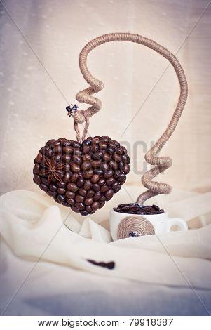 Coffee Tree Of Love