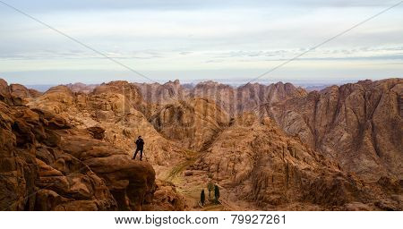 Egypt, Sinai Mountains