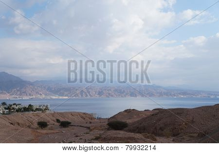 Eilat Gulf and Aqaba