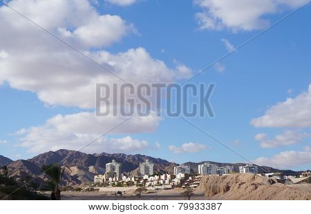 Wadi Shahamon, Eilat, Israel