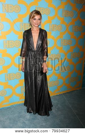 LOS ANGELES - JAN 11:  Spencer Grammer at the HBO Post Golden Globe Party at a Circa 55, Beverly Hilton Hotel on January 11, 2015 in Beverly Hills, CA