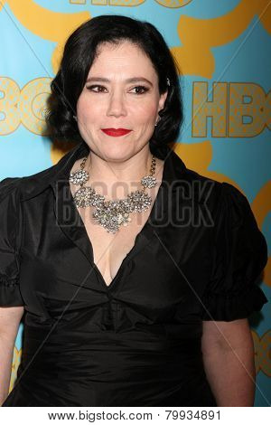 LOS ANGELES - JAN 11:  Alex Borstein at the HBO Post Golden Globe Party at a Circa 55, Beverly Hilton Hotel on January 11, 2015 in Beverly Hills, CA