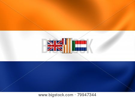 Flag Of South Africa (1928-1994)