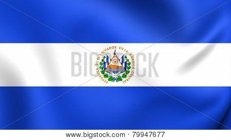 Flag Of El Salvador