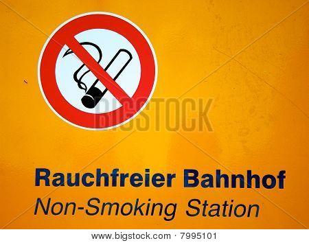 Non-smoking Station