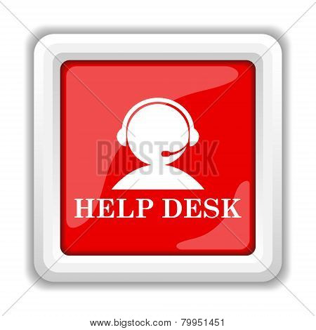 Helpdesk Icon