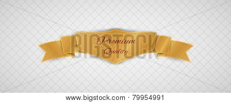 Gold Quality Label