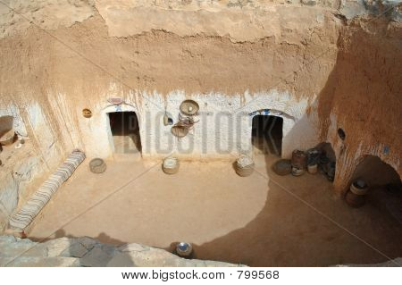 Matmata and the troglodyte dwellings