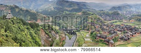 Chengyang Wind And Rain Bridge Scenic Area