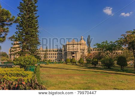 Vidhana Soudha of Bangalore India