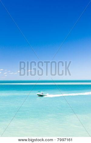 Atlantischen Ozean, Florida Keys, Florida, usa