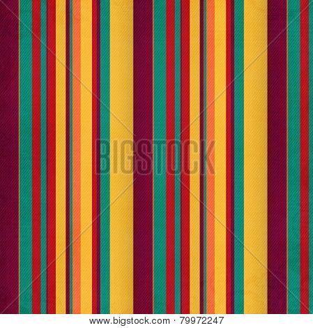 Retro Stripe Pattern