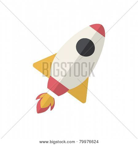 Rocket Launch Startup Business Innovation Success Ideas Concept