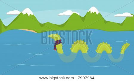 Loch Ness and Monster