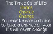 picture of motivational  - Motivational saying we need to have choice - JPG