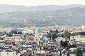 foto of synagogue  - Florence  - JPG