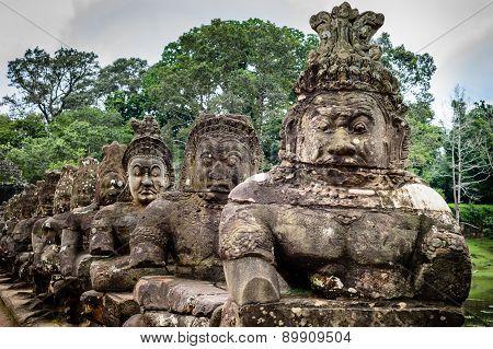 Cambodia-Angkor Temple