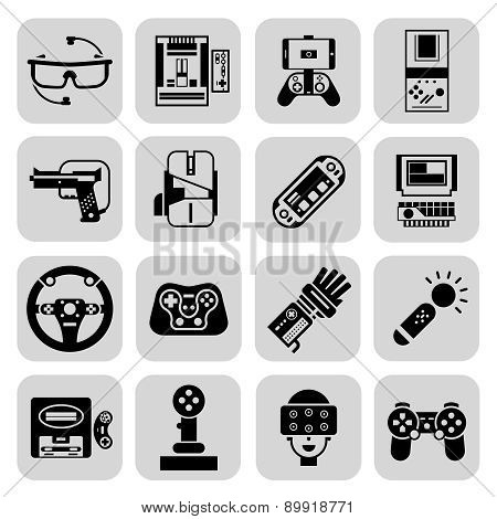 Gaming Gadgets Black
