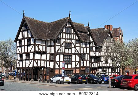 Rowleys House, Shrewsbury.