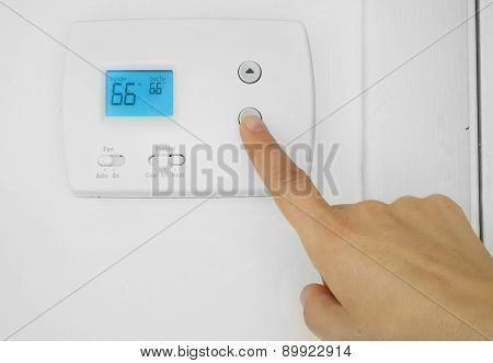 Thermostat Adjustment