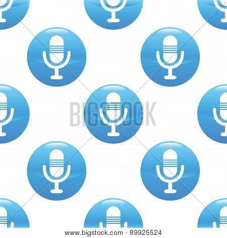 Microphone sign pattern