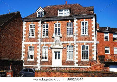 Thomas Bowdler House, Shrewsbury.