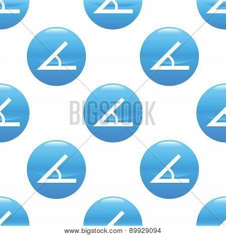 Angle sign pattern