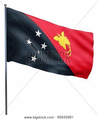 Papua New Guinea Flag Image