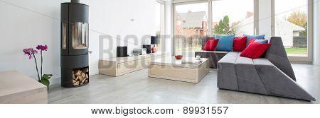Designed Living Room