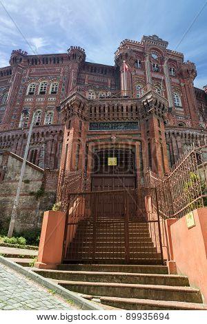 hanar Greek Orthodox College (Fener Rum Lisesi), Istanbul, Turkey