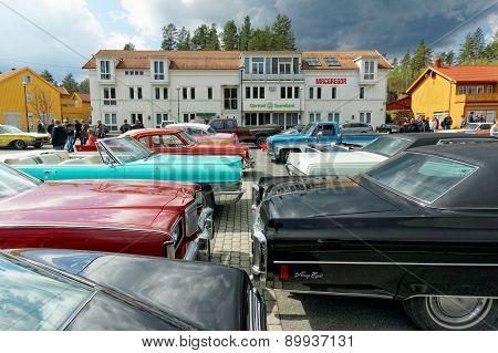 Colored Car Bodies
