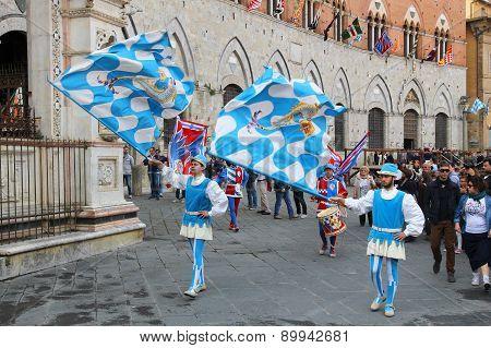 Siena Parade