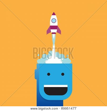 Rocket Launching Mind
