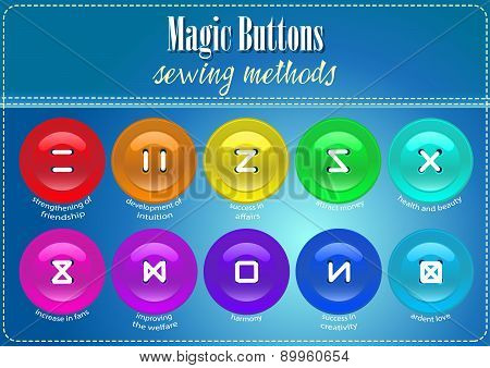 Magic Bottons
