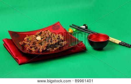 Vietnamese Beef Stir Fry