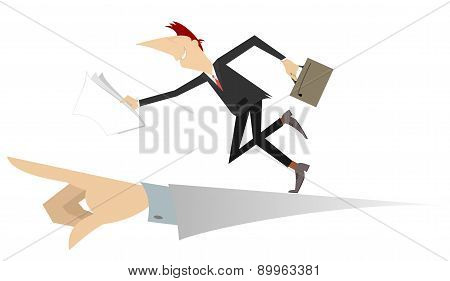 Business concept illustration