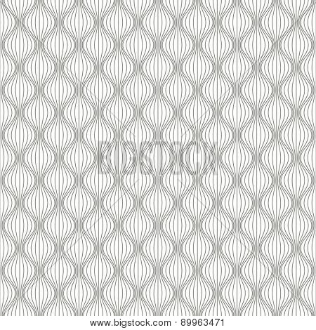 Seamless abstract wave pattern background.