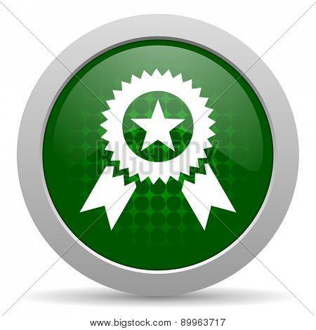 award icon prize sign