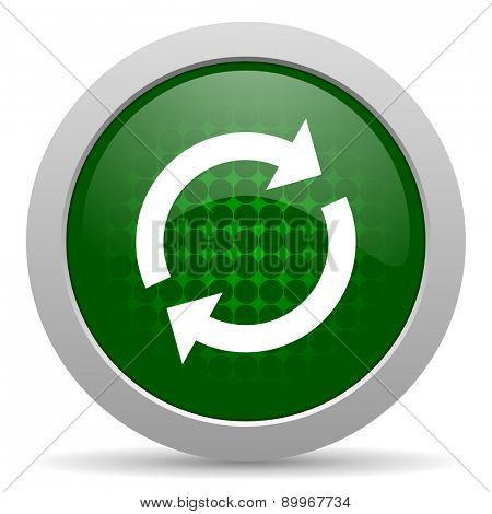 reload icon refresh sign