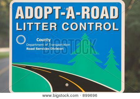 Adoptar un camino camada Control muestra