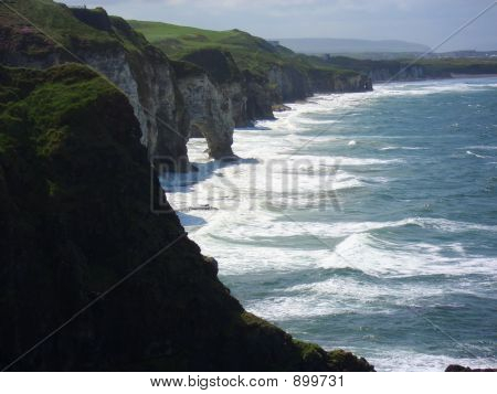 North Irish Coast