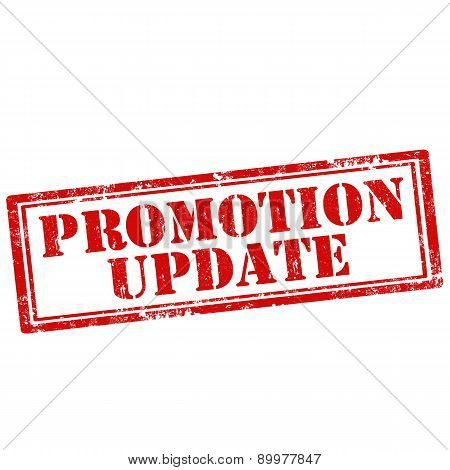 Promotion Update-stamp