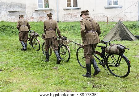 Bicycle Branch Of Military