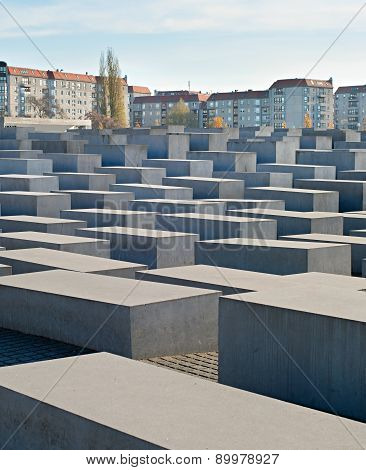 Jewish Holocaust Memorial, Germany